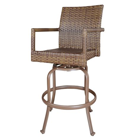 hospitality bar stools hospitality rattan pjo 3001 brn sb panama jack st barths