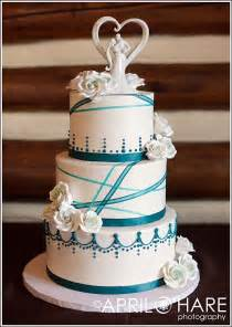 Teal Blue Chair Sashes 25 Best Ideas About Teal Wedding Cakes On Pinterest