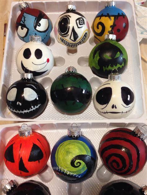 nightmare  christmas ornaments ideas