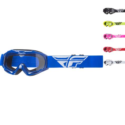 fly motocross goggles fly racing 2018 focus youth motocross goggles biker