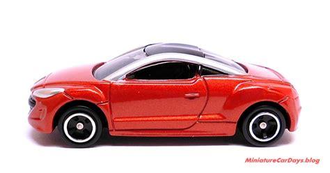Takara Tomy Tomica 84 Peugeot Rcz Biru miniaturecardays トミカ プジョー rcz 初回限定カラー