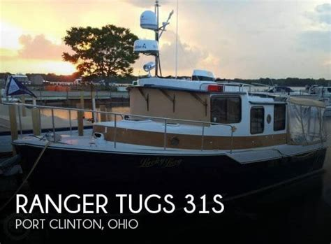 jet boats for sale port clinton ohio for sale used 2015 ranger tugs 31 in port clinton ohio