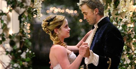 draco malfoy and hermione granger 10 fantasies we always crave to happened in the story