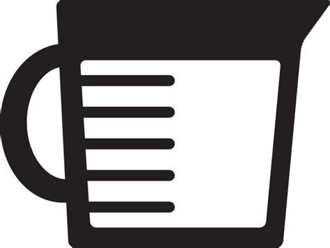 measuring cup clipart measuring cup clip at clker vector clip