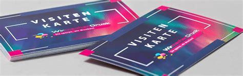 Visitenkarten Wir Machen Druck by Visitenkarten Perlmutteffekt Drucken Sie Sparen Wir