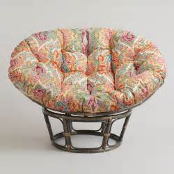 outdoor papasan chair cushion images