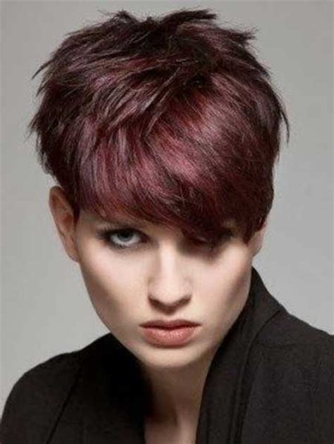 pixie cuts cherry brown and blonde 15 pretty pixie haircuts for women pretty designs