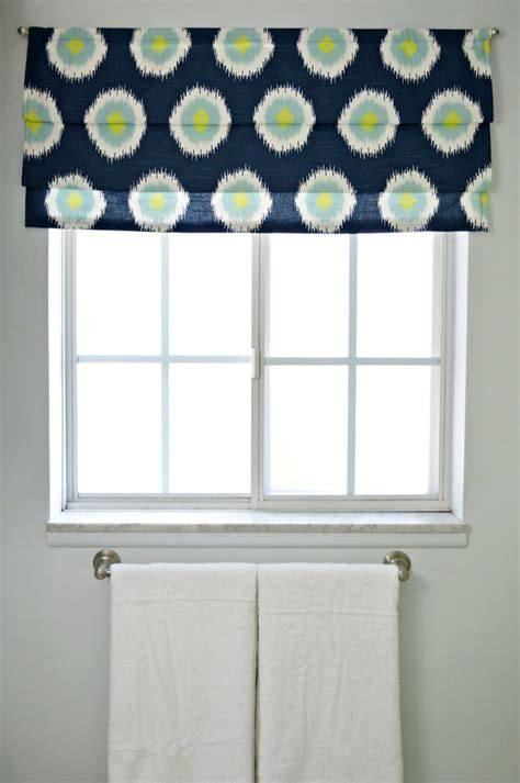 small roman blinds for bathroom hometalk no sew curtains miriam i s clipboard on hometalk
