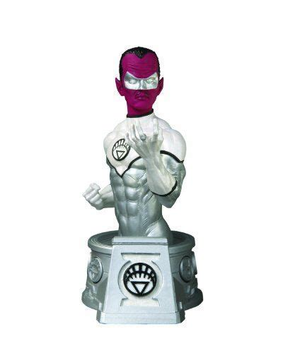 Dc Blackest White Lantern Sinestro Bust 87 best toys statues maquettes busts images on toys effigy and