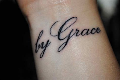 tattoo fonts bible verse grace tattoos fonts and grace tattoos