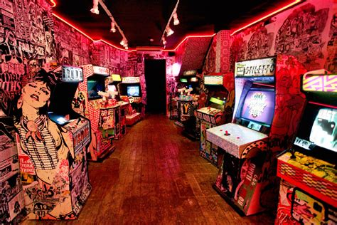 design art arcade ny arcade