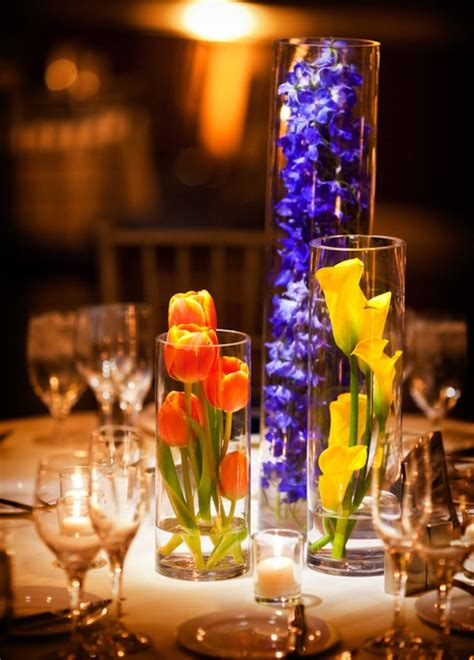 centerpiece ideas wedding centerpiece ideas with candles archives weddings romantique