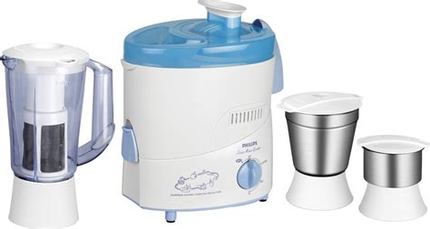 Juicer Philips 7 In 1 philips hl1632 500 w juicer mixer grinder price in india