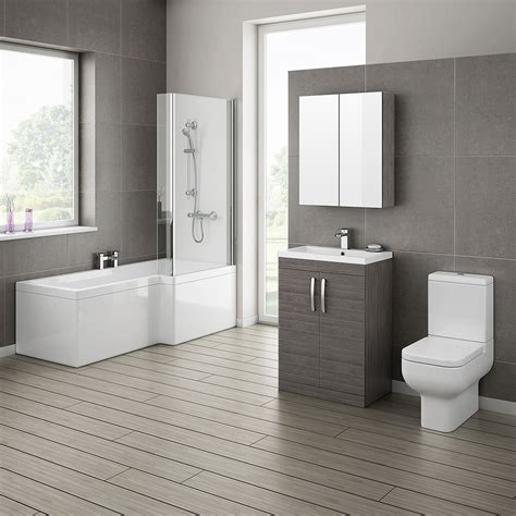 bathroom suites ideas grey bathrooms style guide with exles ideas