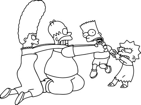 the simpsons coloring pages printable simpsons coloring pages coloring me