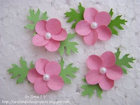Flowers Paper Craft - paper flowers crafts projects paper flower