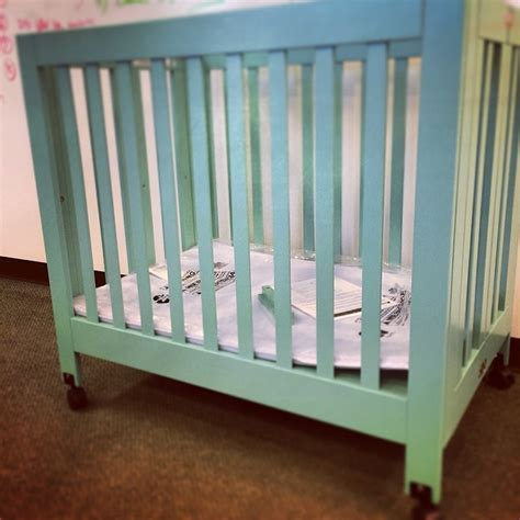 Origami Mini Crib New Color Babyletto Origami M The Playroom By Mdb