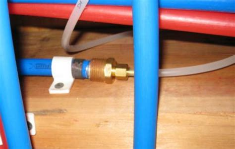 Maker Plumbing by Plumbing How Do I Tap Into The Pex Water Supply Line