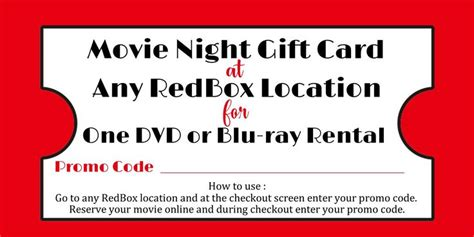 Physical Redbox Gift Card - the 25 best redbox gift card ideas on pinterest red box codes the redbox and