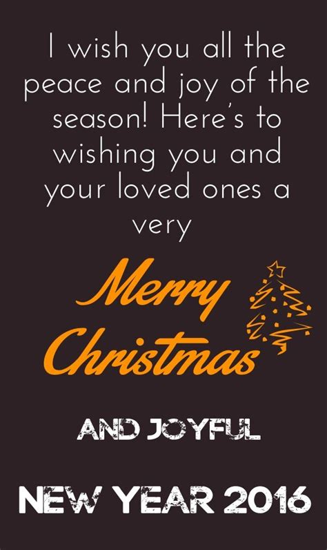 merry christmas  happy  year  quotes merry christmas happy  year quotes