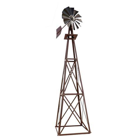 backyard windmill large bronze powder coated backyard windmill byw0004 the