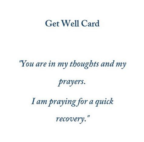 get well card template microsoft word get well cards wording free geographics word templates