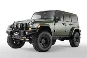 aev x filson jeep wrangler 95 octane