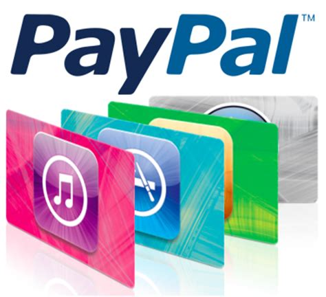 Buy Paypal Gift Card - you can now buy itunes gift cards through paypal s digital gift store redmond pie