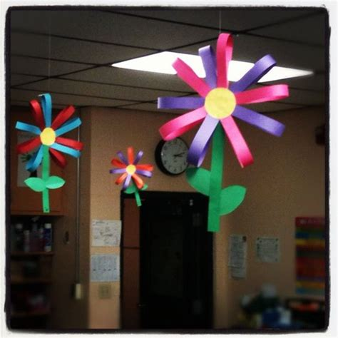 Make Construction Paper Flowers - construction paper flowers construction paper and