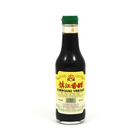 Black Vinegar   chinkiang black rice vinegar buy online sous chef uk