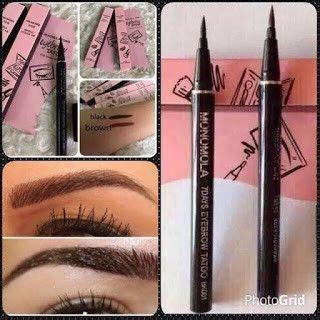 Monomola Eyebrow Tatto Eyebrow Tatto monomola 7 day eyebrow pen makeup tips eyebrow feather touch and brows