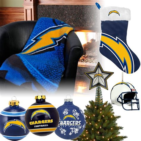 san diego chargers christmas ornaments chargers christmas