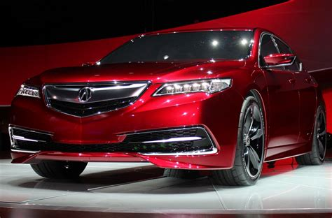 2020 Acura Tlx Interior by Acura Tlx 2020 Model Exterior Interior Release Date