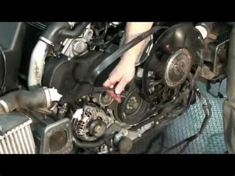 basic overview    replace  leaking vw valve cover gasket youtube