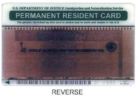 resident green card template i 551 permanent resident card messing top tucson