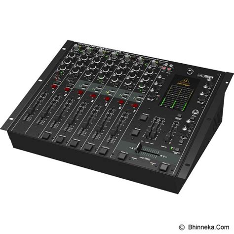 Mixer Dj Paling Murah jual behringer dj mixer dx2000usb murah bhinneka