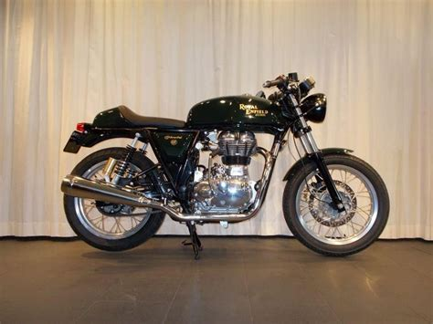 Egli Motorrad Tuning by Royal Enfield Continental Gt 535 Egli Edition Egli