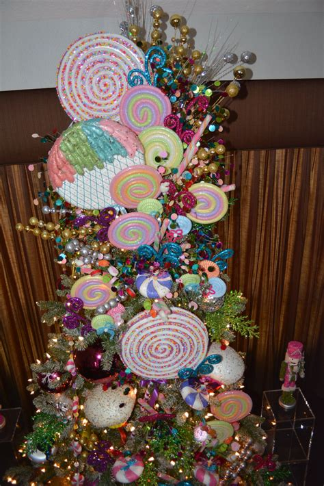christmas candyland images j special events candyland tree decor