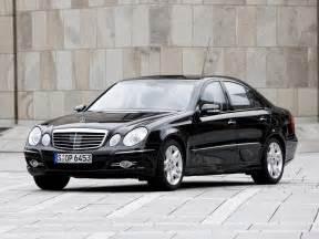 Mercedes W211 2006 Armored Mercedes E Klasse Guard W211 Luxury G