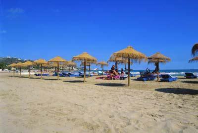 alquiler playa almadrava para sus playa almadraba