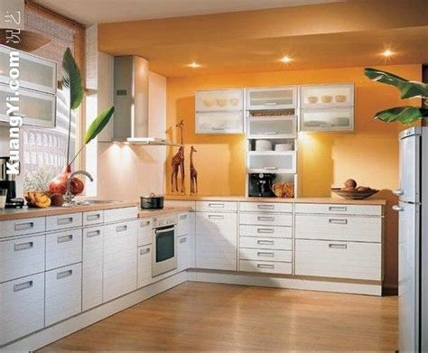 orange and white kitchen ideas orange and white kitchen cabinets decoration orange wall