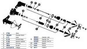 american standard cross handles tub shower valve