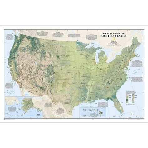national parks in united states map united states national parks wall map national