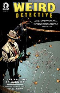 weird detective the stars 1506700381 comic review weird detective 5 dark horse