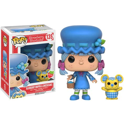 funko strawberry shortcake blueberry muffin cheesecake