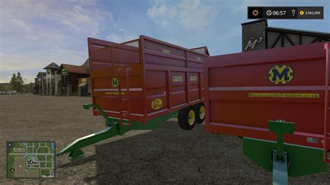 Marshalls Ls by Marshall Trailers V1 0 Fs 2017 Farming Simulator 2017
