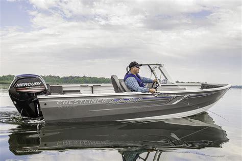 crestliner boats sale crestliner 1700 vision boats for sale boats
