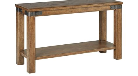 eric church highway to home heartland falls brown 299 99 eric church highway to home heartland falls brown sofa table rectangle rustic