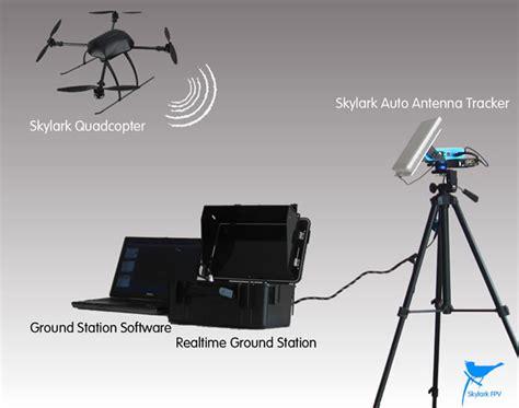 antena auto antenna tracker skylark aat convert module for other brand osd dji store madrid