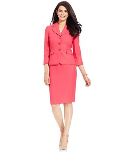 Macy S Gift Card Not Working Online - le suit textured skirt suit wear to work women macy s